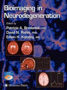 Bioimaging in Neurodegeneration