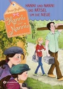 Hanni und Nanni 24. Das Rätsel um die Neue