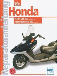 Honda Helix CN 250 ab 1988 / Foresight FES 250 ab 1998