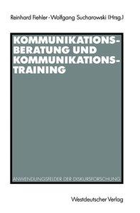 Kommunikationsberatung und Kommunikationstraining