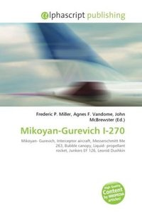 Mikoyan-Gurevich I-270