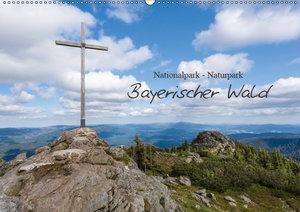 Bayerischer Wald (Wandkalender 2019 DIN A2 quer)