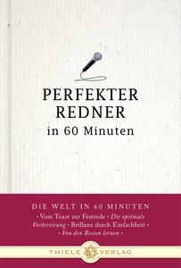 Perfekter Redner in 60 Minuten