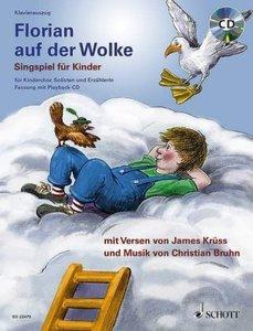 Florian auf der Wolke, für Kinderchor, Solisten und ErzählerIn,