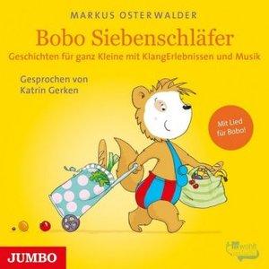 Bobo Siebenschläfer. Geschichten für ganz Kleine mit KlangErlebn