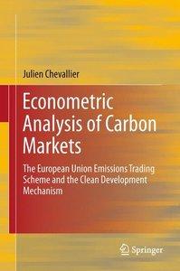 Econometric Analysis of Carbon Markets