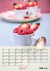 Beerendesserts - frische Verführung (Wandkalender 2019 DIN A2 ho