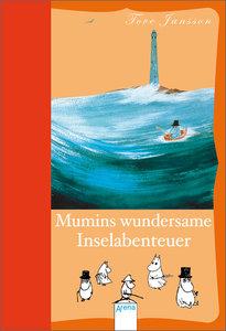 Die Mumins. Mumins wundersame Inselabenteuer