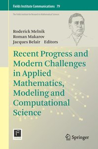 Recent Progress and Modern Challenges in Applied Mathematics, Mo