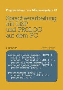 Sprachverarbeitung