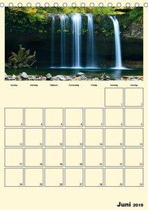 Brasilien. Wo die Sonne wohnt (Tischkalender 2019 DIN A5 hoch)