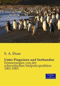 Unter Pinguinen und Seehunden
