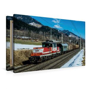 Premium Textil-Leinwand 90 cm x 60 cm quer Die Reihe 1163