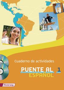 Puente al espanol 1. Cuaderno de actividades. Mit Multimedia-Spr