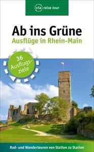 Ab ins Grüne - Ausflüge in Rhein-Main