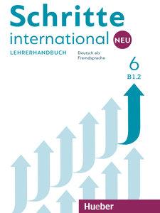 Schritte international Neu 6 / Lehrerhandbuch