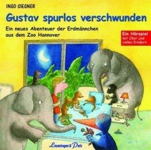 Gustav spurlos verschwunden. CD