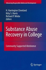 Substance Abuse Recovery in College