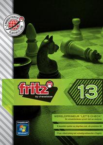 Fritz 13. Nederlandse versie