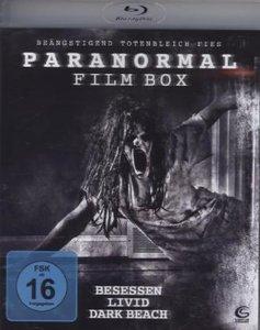 Die Paranormal-Film-Box, 3 Blu-rays
