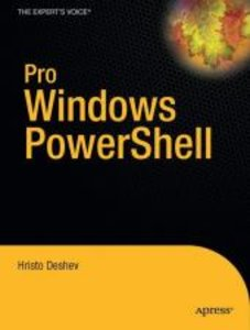 Pro Windows PowerShell