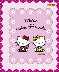 Hello Kitty Kindergartenfreundebuch