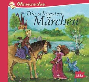 Ohrwürmchen. Die schönsten Märchen, 1 Audio-CD