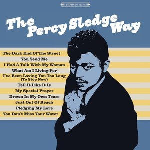 The Percy Sledge Way (LP,180gram Vinyl)