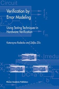Verification by Error Modeling