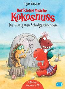 Der kleine Drache Kokosnuss - Die lustigsten Schulgeschichten -