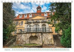 Schlossromantik rund um das Elbsandsteingebirge