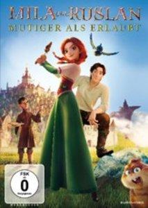 Mila & Ruslan, 1 DVD