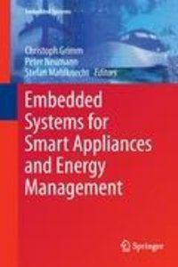 Embedded Systems for Smart Appliances and Energy Management