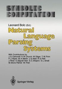 Natural Language Parsing Systems
