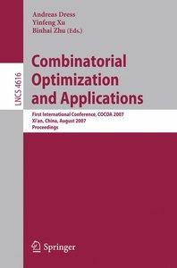 Combinatorial Optimization and Application