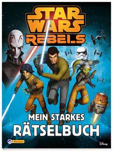 Star Wars Rebels: Mein starkes Rätselbuch