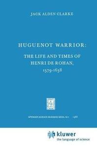 Huguenot Warrior