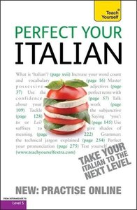 Perfect Your Italian (book only)