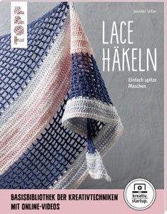 Lace häkeln (kreativ.startup.)