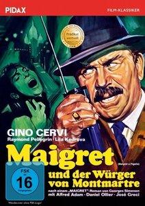 Maigret und der Würger von Montmartre (Maigret a Pigalle)