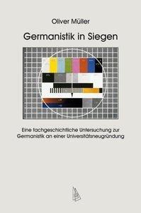 Germanistik in Siegen