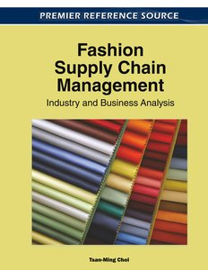 Fashion Supply Chain Management: Industry and Business Analysis
