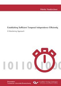 Establishing Sufficient Temporal Independence Efficiently