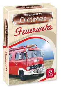 TOP ASS Oldtimer Quartett - Feuerwehr