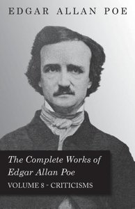 The Complete Works of Edgar Allan Poe; Tales 8