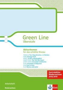 Green Line Oberstufe / Abiturthemen für das erhöhte Niveau, Zent