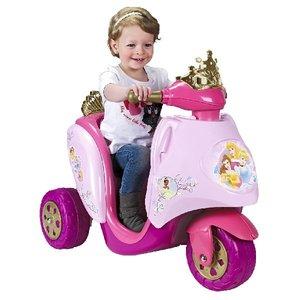 Feber Prinzessin Scooter 6v