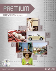 Premium B1 Level Workbook without Key/CD-Rom Pack