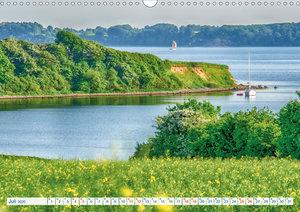 Flensburg Fjord (Wandkalender 2020 DIN A3 quer)