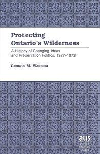 Protecting Ontario's Wilderness